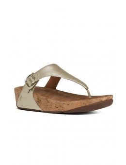 FitFlop The Skinny™ Pale Gold-20