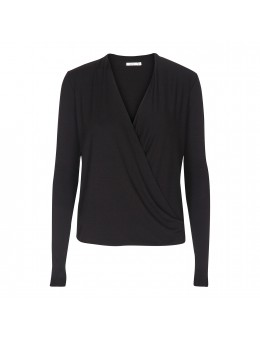 Maché Wilda Blouse Black-20