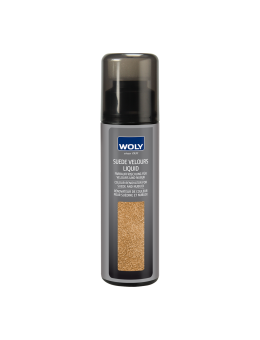 Woly Suede Velours Liquid 75ml Black-20